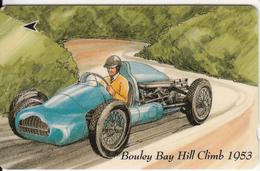 JERSEY ISL. - 75th Anniversary Of JMC/Bouley Bay Hill Climb 1953, CN : 37JERC(normal 0), Tirage %14700, Used - Regno Unito