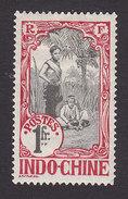 Indo-China, Scott #55, Mint Hinged, Indo-China Woman, Issued 1907 - Indochina (1889-1945)