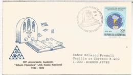 ARGENTINA 1980 RADIO ANTIGUA OLD RADIO SET TELECOM - Telecom