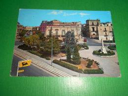Cartolina Ruvo Di Puglia - Piazza Bovio 1973 - Bari