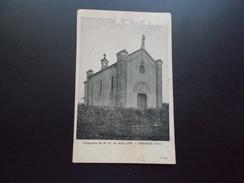 CORMOZ  Chapelle N.D. De BELLOR  Années 1910/20 - France