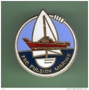VOILE *** PRO PUSION MARINE *** 0061 - Sailing, Yachting