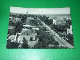 Cartolina Rimini - Viale Litoraneo 1955 Ca - Rimini