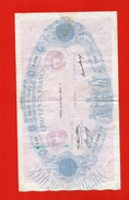 Billet De Banque - Cinq Cents Francs Année 1933 - N°Z.2194 (marque De Traceur Bleu Au Dos) - 1871-1952 Anciens Francs Circulés Au XXème