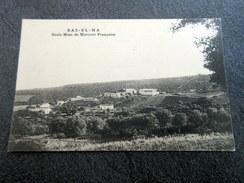 CPA - RAS - EL - MA - Seule Mine De Mercure Française - Andere