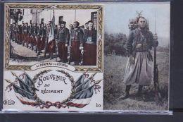 RIGIEMENT DE ZOUAVES - Unclassified