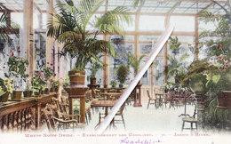 WAVRE-NOTRE-DAME - Etablissement Des Ursulines - Jardin D'Hiver - Carte Colorée - Sint-Katelijne-Waver