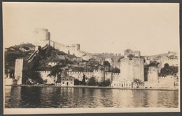 Old Photograph, Yedikule Fortress, Constantinople, Turkey, C.1920 - Places