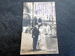 CPA Animée - Lune De Miel à Venise - Honey Moon In Venice - 1904 - Venezia