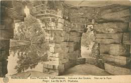 NEDERBRAKEL - Eaux Minérales TOPBRONNEN - Intérieure Des Grottes - Vue Sur Le Parc - Brakel