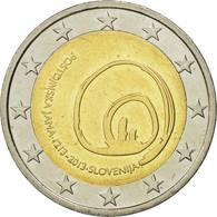 Slovénie, 2 Euro, Postojna, 2013, SPL, Bi-Metallic, KM:112 - Slovenia