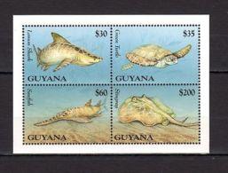 Guyana Marine Life MNH -(V-12) - Marine Life