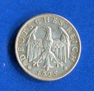 All 2 Mark  1925 F - [ 3] 1918-1933 : Weimar Republic