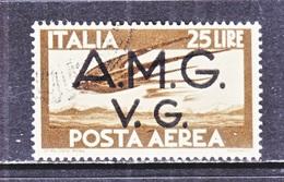 ITALY  A.M.G. V.G.  1 LNC  6  (o) - 7. Trieste