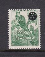 Papua New Guinea SG 25 1959 Overprinted 5d MNH - Papua New Guinea