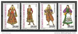 Turkey - 2003 - ( Women's Clothing Type Of 2001 ) - MNH (**) - 1921-... República