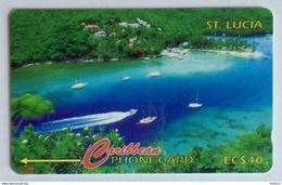 Marigot Bay - Saint Lucia