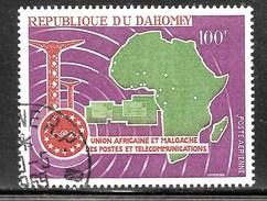 Dahomey 1967 SC# C61 - Dahomey (1899-1944)