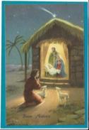 Buon Natale - Piccolo Formato - Non Viaggiata - Navidad