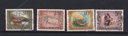 Papua New Guinea SG 169-172 1970 National Heritage Used Set - Papua New Guinea