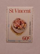 ST-VINCENT  1983   LOT# 6   ANEMONES - St.Vincent (1979-...)