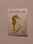 ST-VINCENT  1983   LOT# 8  SEA HORSE - St.Vincent (1979-...)