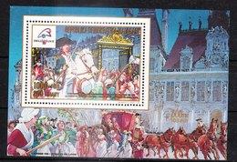 MADAGASCAR - 1989 - Feuillet 925 - LA FAYETTE - Bicentenaire De La Révolution Française Et Philexfrance 89 - Madagascar (1960-...)