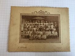 17AD/2 - Photo Scolaire Ecole De Jambes 1933 Photo L. Christophe Jambes - Photos