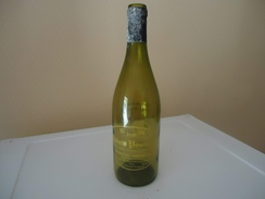 Bouteille Sérigraphiée - SAINT POURCAIN - 1998 - Cuvée Spéciale Du Festival De Gannat 1999 - 0,75l - Vide - - Vino