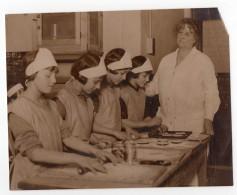 London St Pancras Acland Burghley School Teacher Retiring Mrs Sapsford Ancienne Photo 1931 - Professions