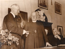 London Lambeth Archbishop Temple's School Alfred Wayment Cosmo Gordon Lang Ancienne Photo 1935 - Professions