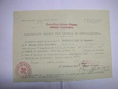 MERANO   -- BOLZANO  ---  CROCE ROSSA ITALIANA   -- OSPEDALE CONCORDIA - Italia