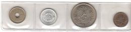 Lot Of 4 World Coins - Munten & Bankbiljetten