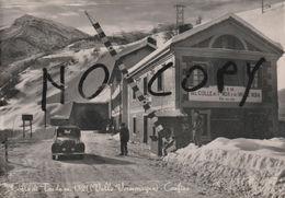 11905) CUNEO COLLE DI TENDA VALLE VERMEGNANA IL CONFINE VIAGGIATA 1954 BELLISSIMA - Cuneo