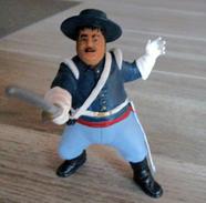 Figurine Sergent Garcia - Figurines