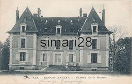 AUNAY ENVIRONS - N° 628 - CHATEAU DE LA BAUME - France