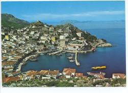 CPSM Hydra Hidra Panorama - Grecia