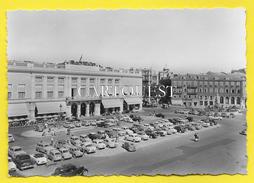 CPSM 06 Nice - Place Masséna - Casino Municipal ( CLICHE TRES PEU COURANT ) Vespa - Places, Squares