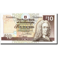 Scotland, 10 Pounds, 1993, KM:353a, 1993-02-24, NEUF - [ 3] Scotland