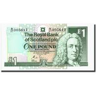 Scotland, 1 Pound, 1991, KM:351b, 1991-07-24, NEUF - [ 3] Scotland