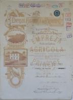 Share - Empreza Agricola Do Principe - 500$000 1901 - Magazines: Subscriptions