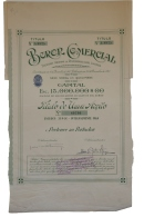 Share - Boror Comercial - 30$00 1947 - Magazines: Subscriptions