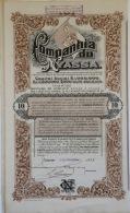 Share - Companhia Do Nyassa - 45$000 1898 - Magazines: Subscriptions
