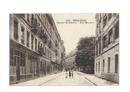 Besançon Square St-Amour Rue Morand - Besancon