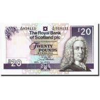 Billet, Scotland, 20 Pounds, 1998, 1998-04-29, KM:354a, NEUF - 20 Pounds