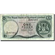 Scotland, 1 Pound, 1980, KM:336a, 1980-05-01, TB - [ 3] Scotland