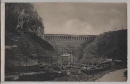 Kraftwerk Wäggithal Im Bau - Stempel: Innerthal - SZ Schwyz