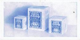 BUVARD Publicitaire E. REMY & Cie à LOUVAIN - LEUVEN - Amidon Royal De Riz - Banque & Assurance