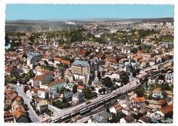 Montbéliard , Vue Aérienne - Montbéliard