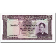 Mozambique, 500 Escudos, 1967, KM:118a, 1967-03-22, NEUF - Mozambique